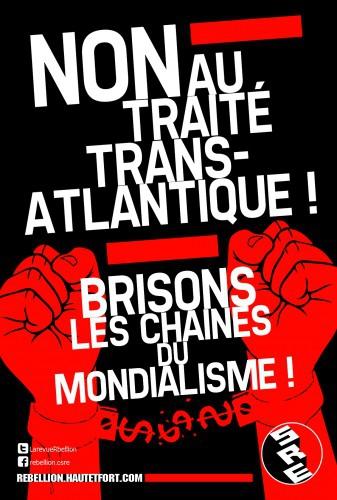 Transatlantic Free Trade Area, TAFTA, traité transatlantique, jean galié