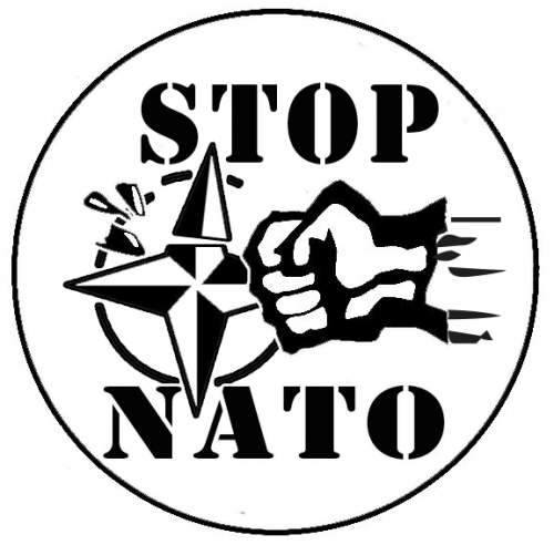 Yves Bataille, serbie, otan,Camp Bondsteel,  agression, yougoslavie