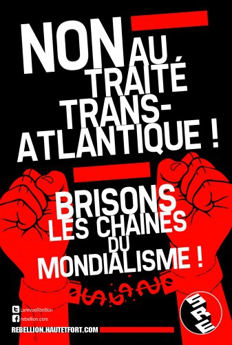 tafta,trans-atlantic free trade agreement,traité de libre-échange transatlantique