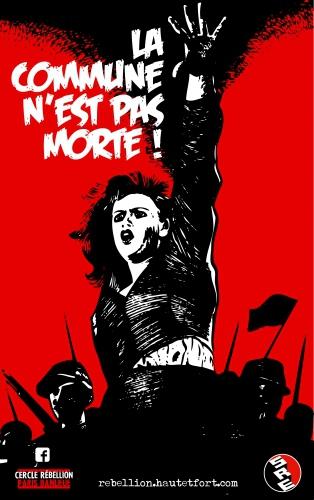 commune de paris,rébellion