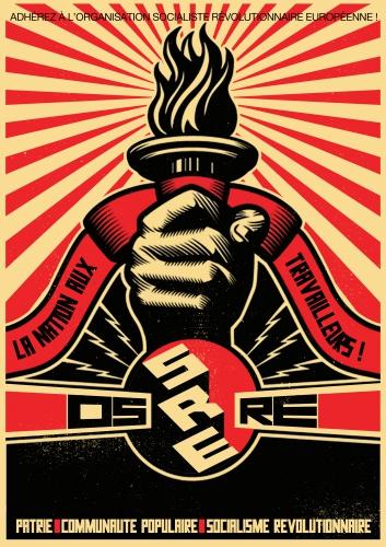 Rébellion, Organisation socialiste révolutionnaire européenne, SRE
